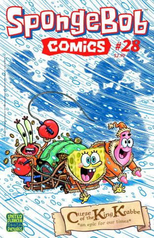 Spongebob Comics #28