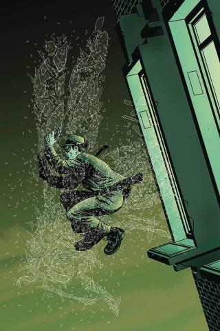 Green Hornet #1 (25 Copy McKone Virgin Cover)