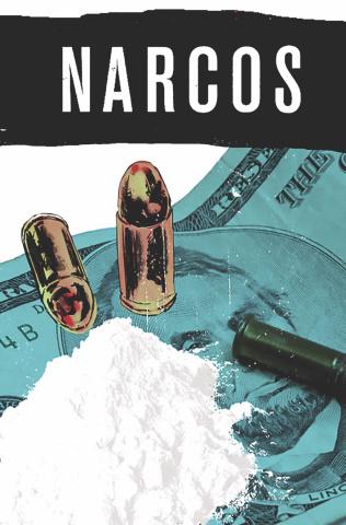 Narcos #1 (Malhotra Cover)