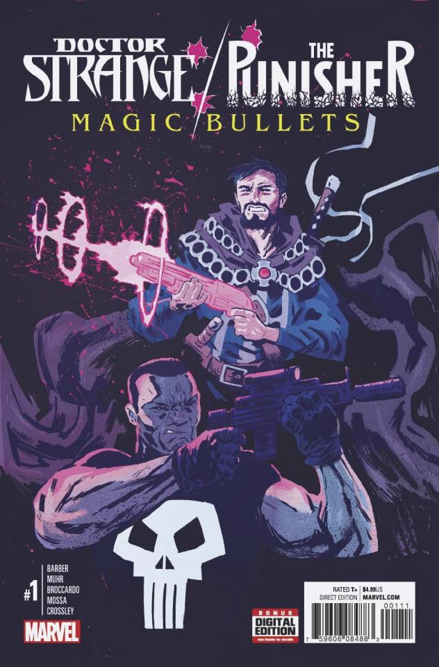 Doctor Strange / The Punisher: Magic Bullets #1