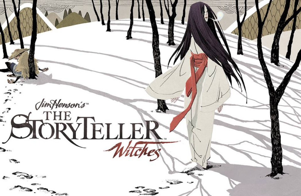 The Storyteller: Witches #2