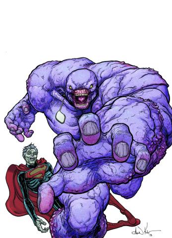 Superman #23.4: Parasite