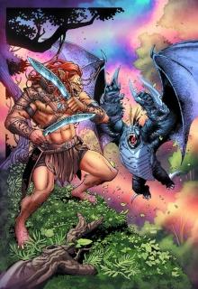 Grimm Fairy Tales: Oz #4 (Ortiz Cover)