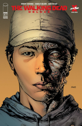 The Walking Dead Deluxe #2 (Finch & McCaig 2nd Printing)