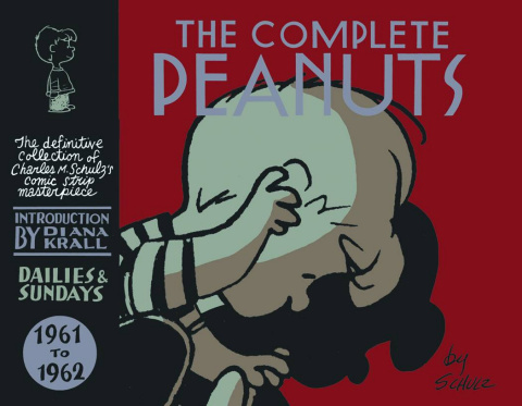 The Complete Peanuts: 1959-1962