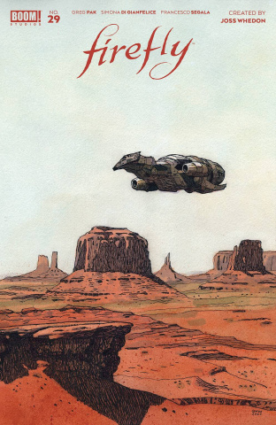 Firefly #29 (Walta Cover)