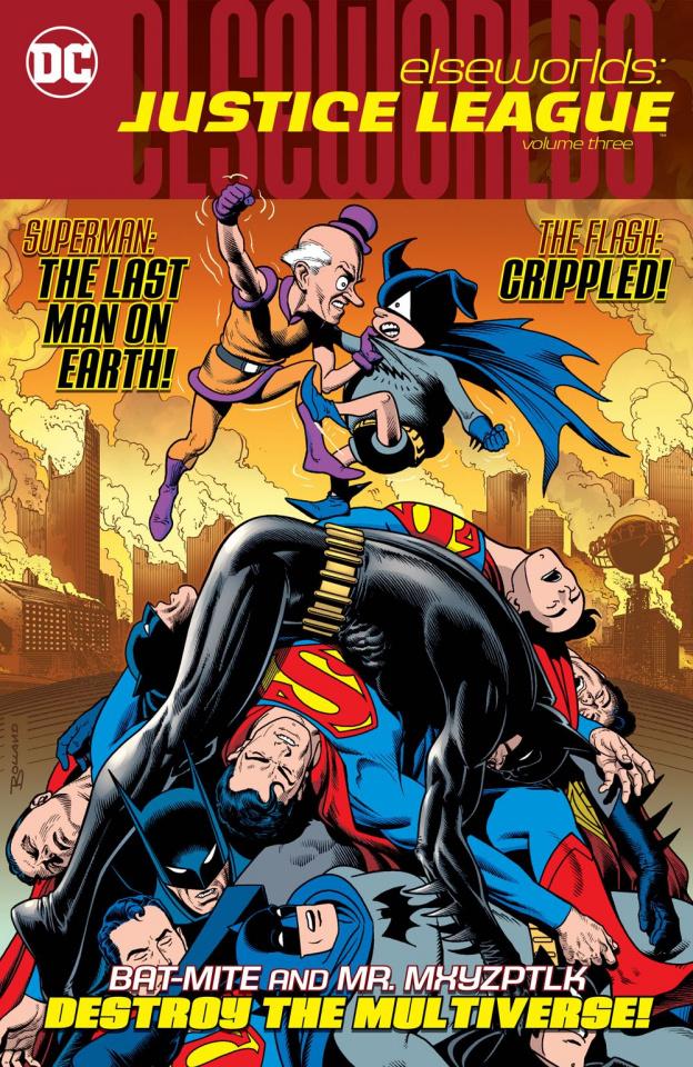 DC Elseworlds: Justice League Vol. 3