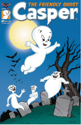Casper, The Friendly Ghost #1 (Classic Galvan Cover)