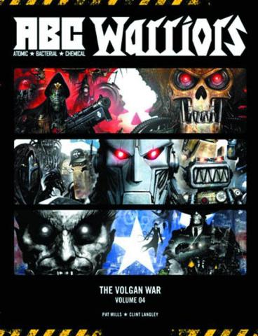 ABC Warriors Vol. 4: The Volgan War