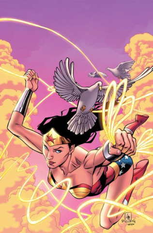 DC Retroactive: Wonder Woman - The '90s #1