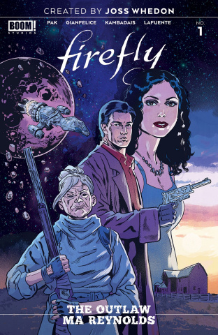 Firefly: The Outlaw Ma Reynolds #1 (Walsh Cover)
