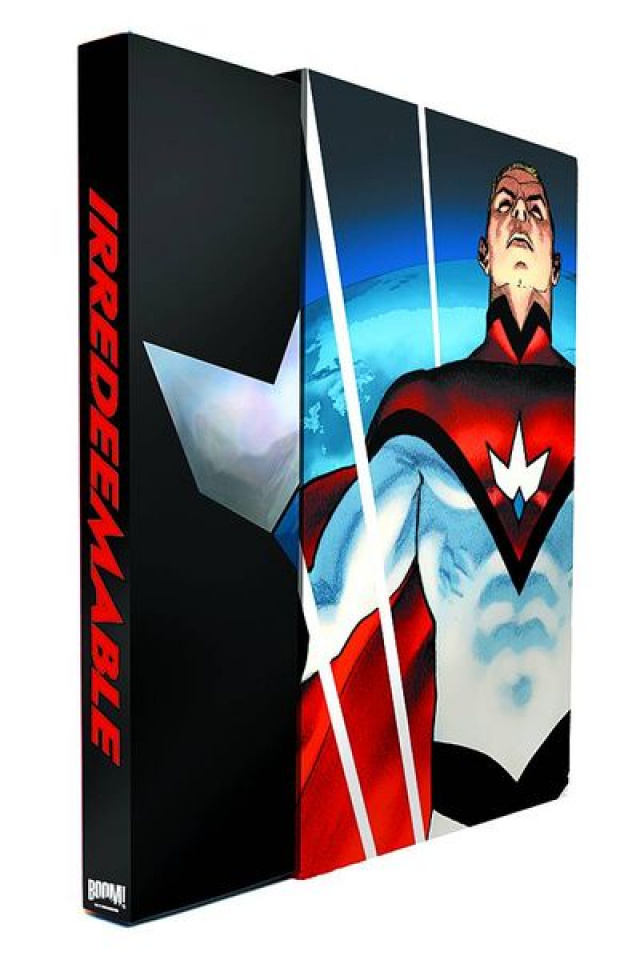 Irredeemable Vol. 1 (Definitive Edition)