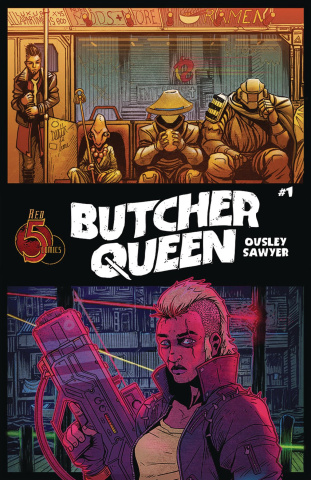 Butcher Queen #1