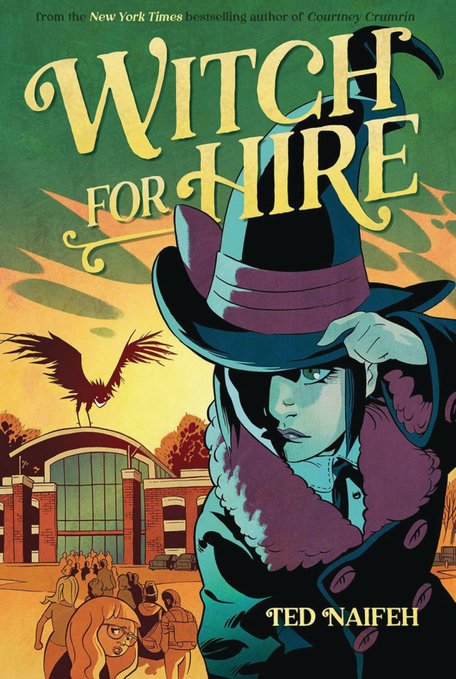Witch For Hire