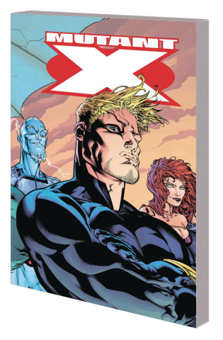 Mutant X Vol. 1 (Complete Collection)
