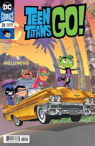 Teen Titans Go! #28