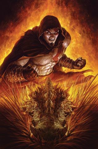 God of War: Fallen God #2