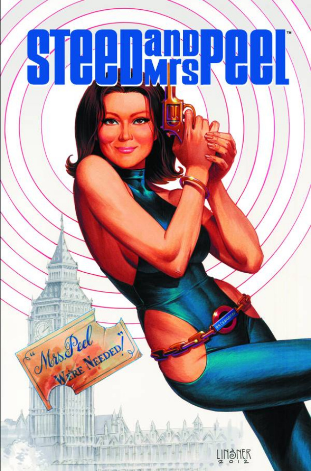 Steed and Mrs. Peel Vol. 2: The Secret History of Space