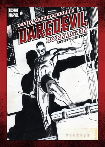 David Mazzucchelli: Daredevil - Born Again Artist Edition