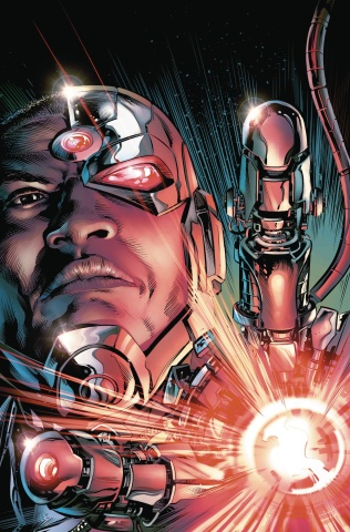 Cyborg Vol. 1: The Imitation of Life
