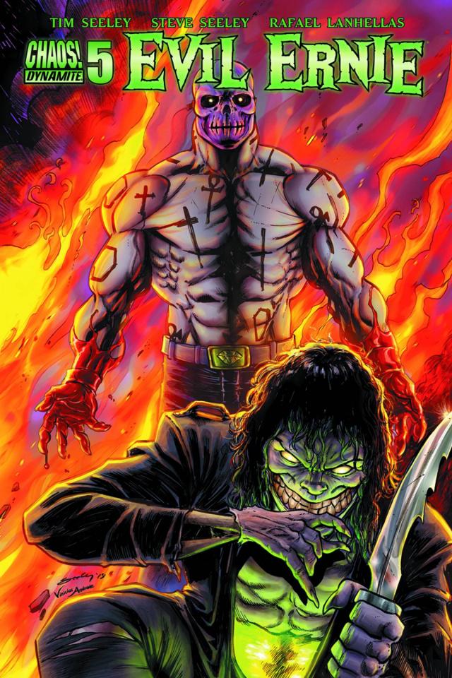 Evil Ernie #5 (Seeley Cover)