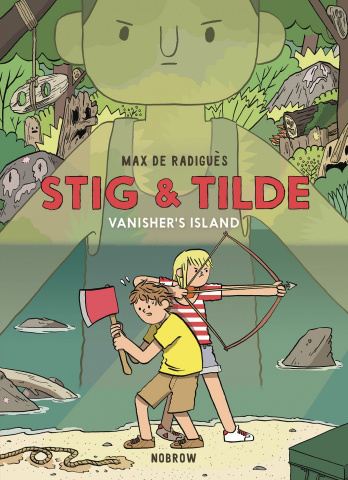 Stig & Tilde Vol. 1: Vanisher's Island