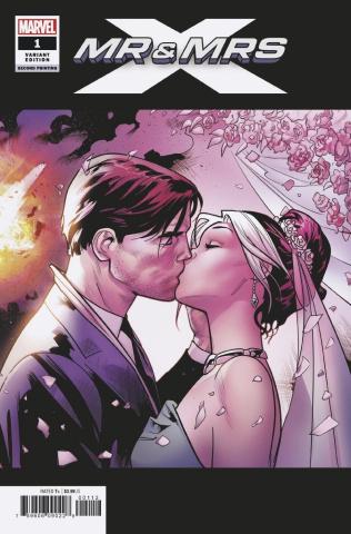 Mr. & Mrs. X #1 (Bazaldua 2nd Printing)