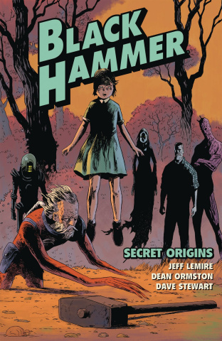 Black Hammer Vol. 1: Secret Origins