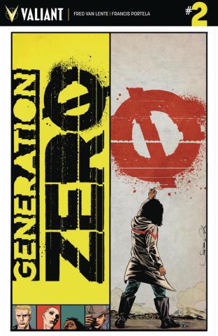 Generation Zero #2 (Mooney Cover)