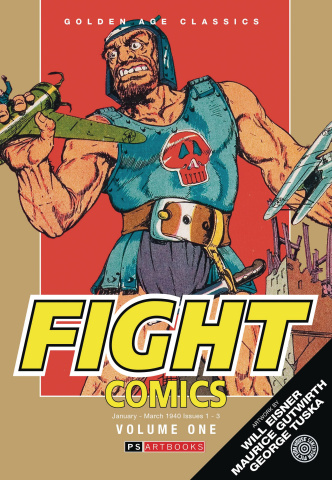 Fight Comics Vol. 1