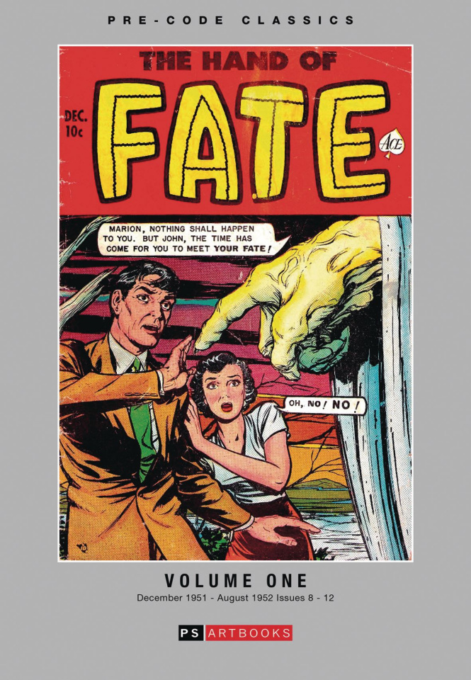The Hand of Fate Vol. 1