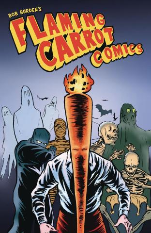 Flaming Carrot Comics Vol. 1 (Omnibus)