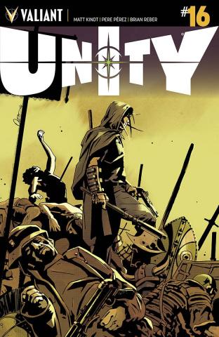 Unity #16 (20 Copy Fuso Cover)