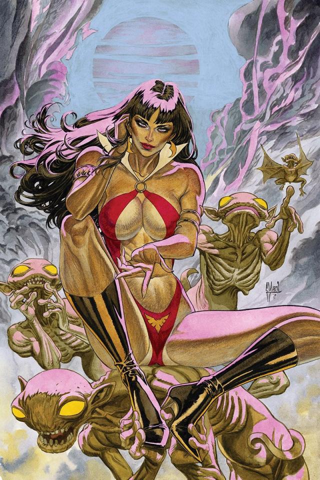 Vampirella #5 (40 Copy March Virgin Cover)