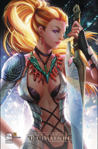 Aspen Universe: Decimation #3 (10 Copy Cover)