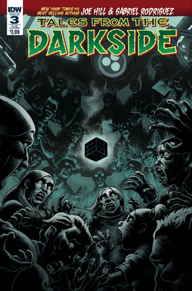 Tales from the Darkside #3 (Subscription Cover)