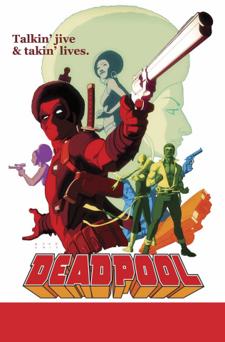 Groovy Deadpool #1 (True Believers)