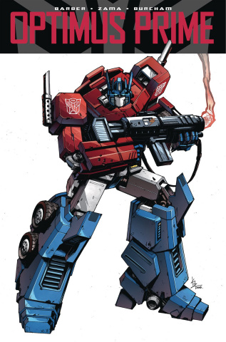 The Transformers: Optimus Prime Vol. 1