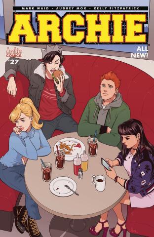Archie #27 (Mok Cover)