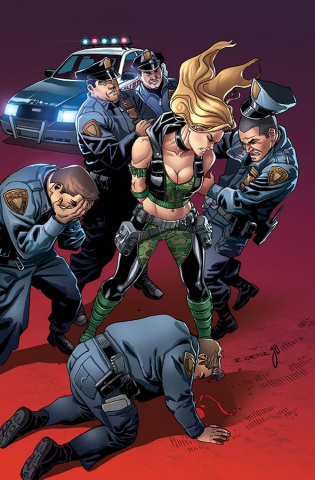 Grimm Fairy Tales: Robyn Hood #16 (Ortiz Cover)