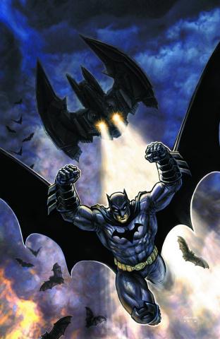 Legends of the Dark Knight #11