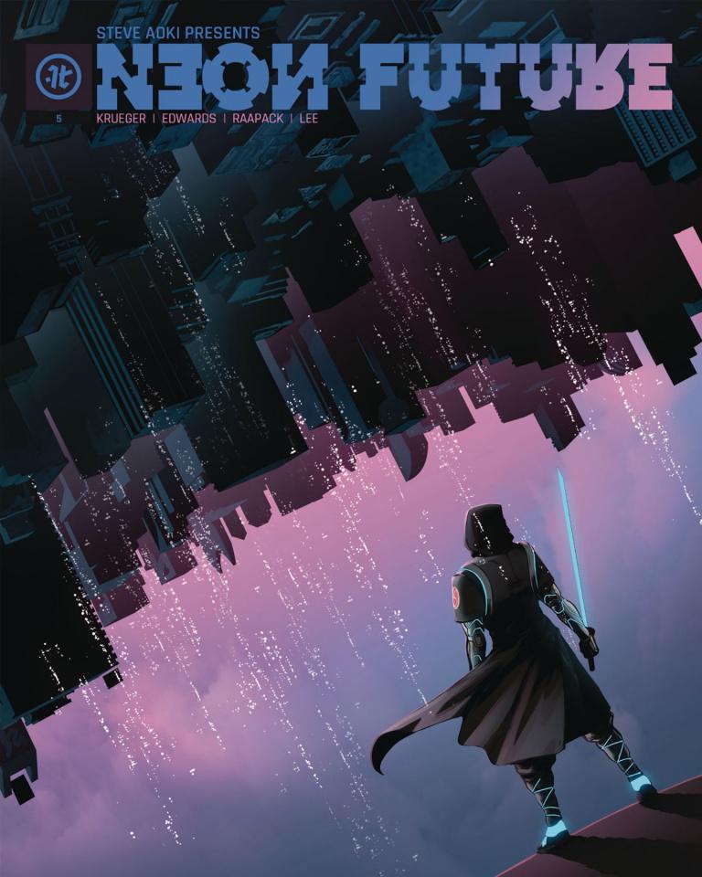 Neon Future #5 (Raapack Cover)