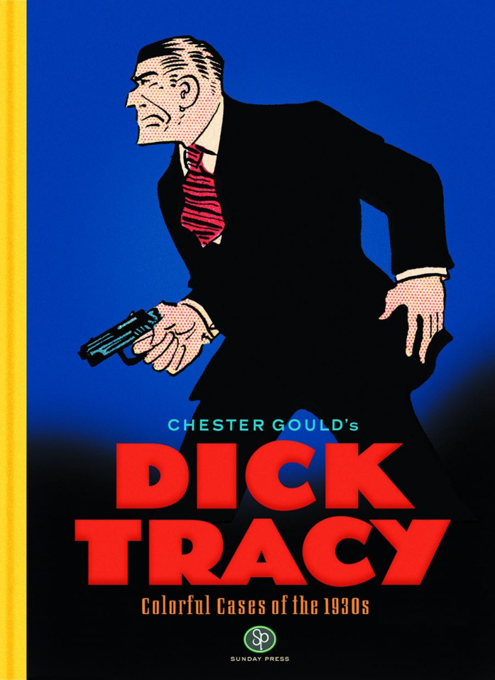 Dick Tracy: Colorful Cases of the 1930s Vol. 1