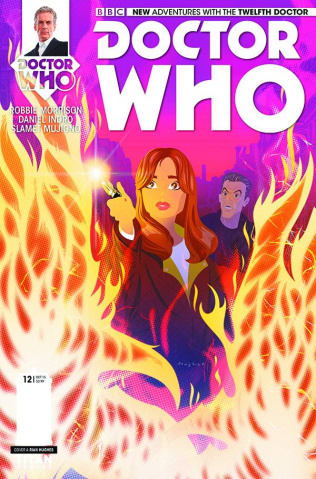Doctor Who: New Adventures with the Twelfth Doctor #12 (Hughes Cover)