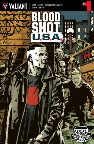 Bloodshot U.S.A. #1 (Fuso Local Comic Shop Day Cover)
