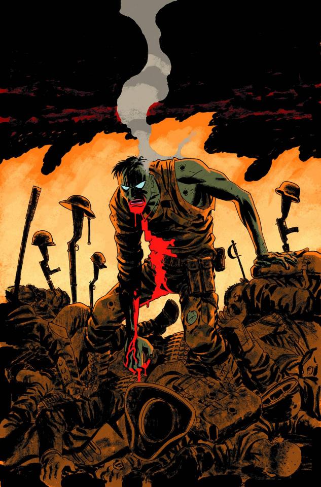 G.I. Zombie: A Star Spangled War Story