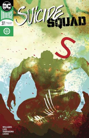 Suicide Squad #37 (Varinat Cover)