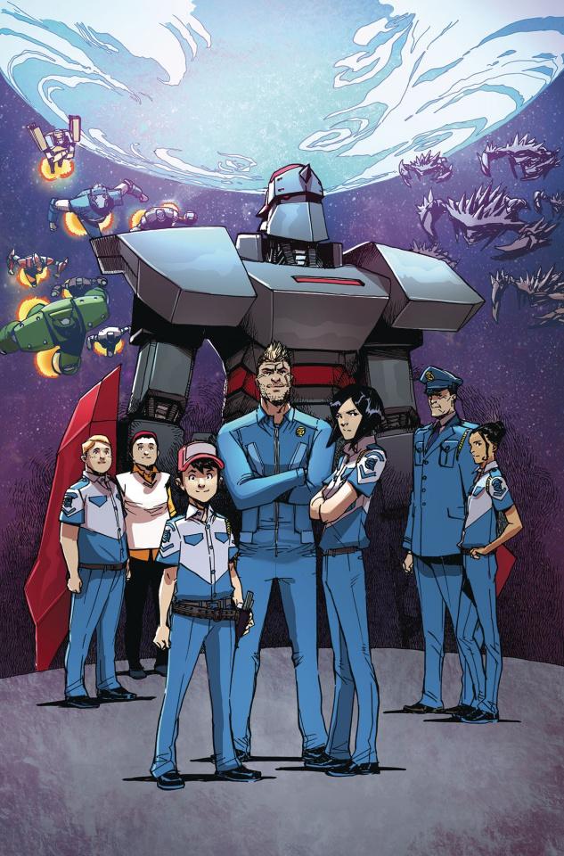 Mech Cadet Yu #12