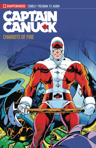 Captain Canuck Archives Vol. 2: Chariots of Fire