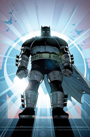 Dark Knight III: The Master Race #2 (Janson Cover)